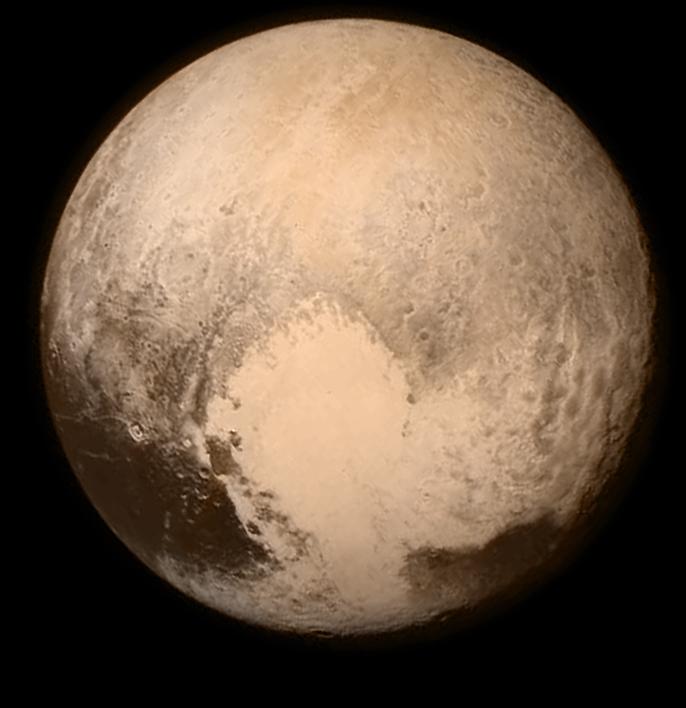 Pluto picture